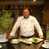Küchenchef Christian Meijer